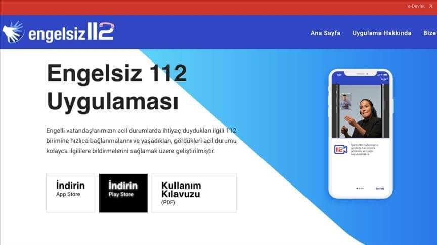 Engelsiz 112 Uygulaması Nedir