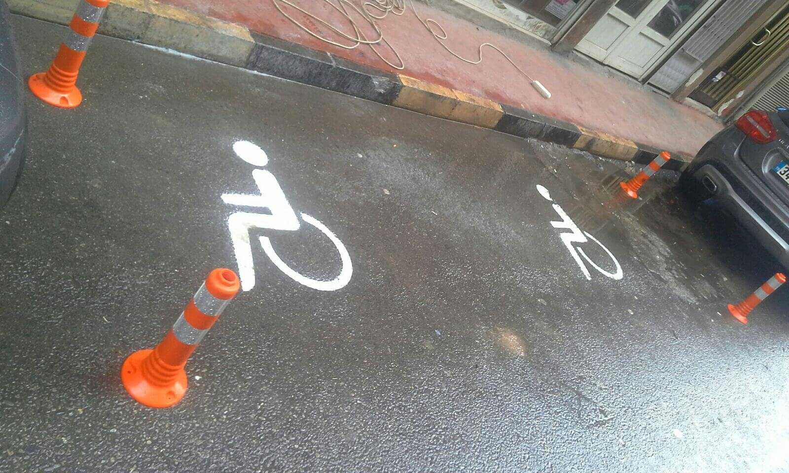 Photo of Ev önü engelli park yeri hakkında