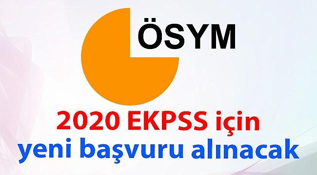 2020-ekpss-icin-yeni-basvuru-alinacak