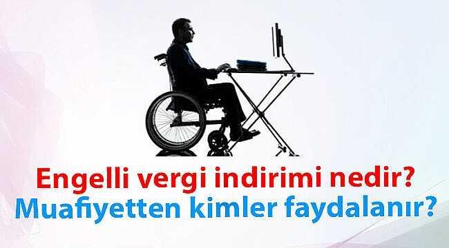 Engelli-Vergi-İndirimi-Nedir