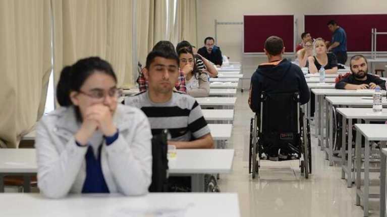 engelli memur sayısı arttı