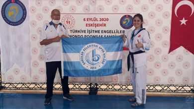 Photo of İşitme Engelli Sporcumuz Madalya Aldı