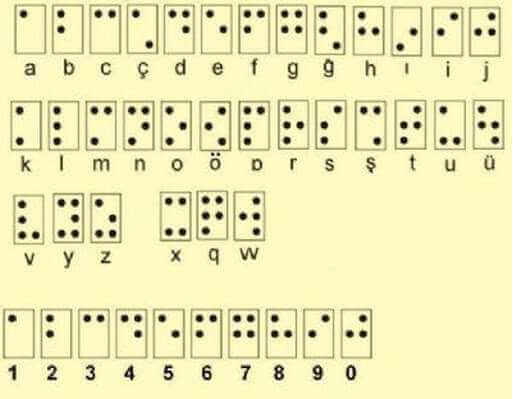 Braille-Alfabesi