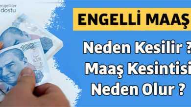 Photo of Engelli Aylığı Neden Kesilir ? Engelli Maaş Kesintisi Neden Olur?