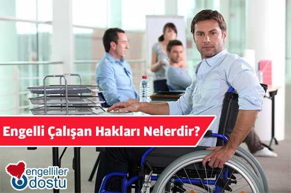 Engelli Çalışan Hakları 2020