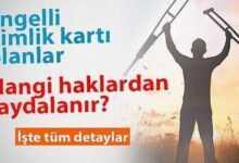 Photo of Engelli Kimlik Kartı Nasıl Alınır? E-Devlet Engelli Kimlik Kartı Başvurusu