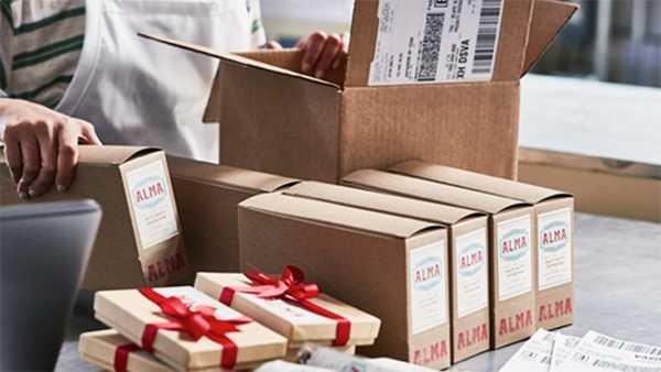 Engelliler için evde ürün paketleme