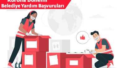 Photo of Korona Dönemi Belediye Para Yardımı Ve Erzak Yardımı Başvurusu