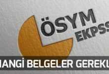 Photo of EKPSS Sınavda Gerekli Belgeler