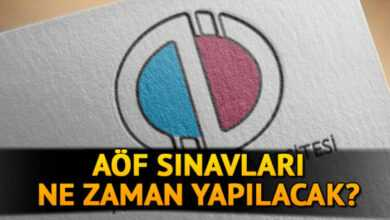 Photo of AÖF Sınavları Bugün Başladı! Online Sınav Nasıl Yapılacak?