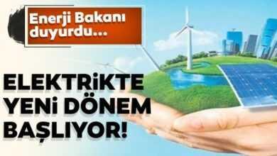 Photo of EPDK Başkanı Yılmaz açıkladı! Elektrikte yeni dönem başlıyor