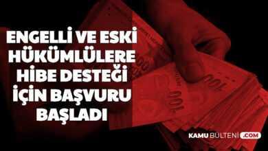 Photo of İŞKUR'dan Engelli ve Hükümlülere Hibe Projesi