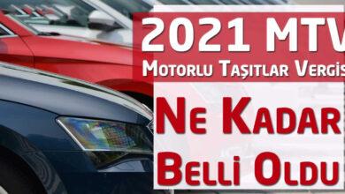 Photo of 2021 Yılı Engelli MTV Fiyatları Belli Oldu