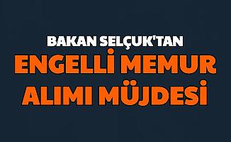 Photo of Engelli memur ataması ne zaman yapılacak? Aile, Çalışma ve Sosyal Hizmetler Bakanı Selçuk'tan açıklama