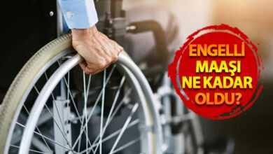 Photo of Engelli maaşı 2021 değişti: 2021 engelli aylığı ne kadar arttı? Engelli parası Ocak 2021'de ne zaman, ne kadar verilecek?