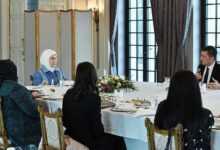 Photo of Emine Erdoğan, Engelli Çocukların Anneleriyle Görüştü!