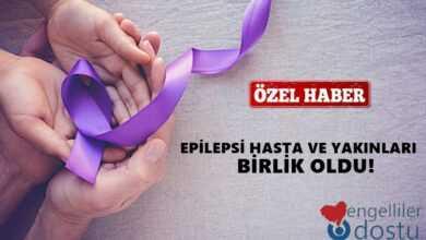 Photo of Epilepsi Hasta ve Yakınları Birlik Oldu!